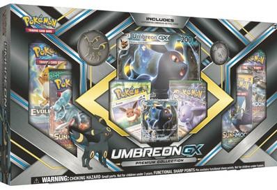 Pokemon - Umbreon-GX Premium Collection