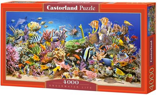 Underwater Life Puzzel (4000 stukjes)