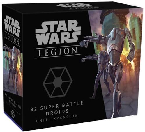 Star Wars Legion - B2 Super Battle Droids