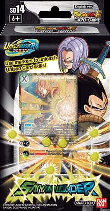 Dragon Ball Super - Saiyan Wonder Starter Deck