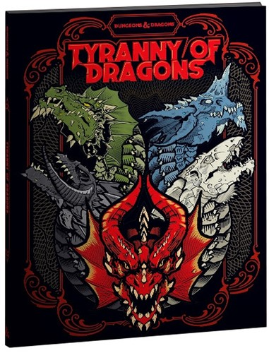 Dungeon & Dragons - Tyranny of Dragons