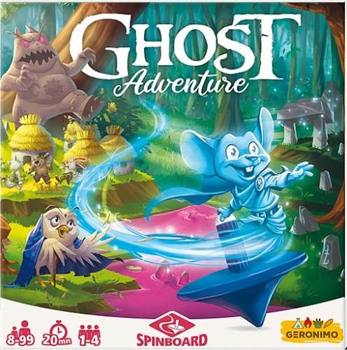 Ghost Adventure - Bordspel