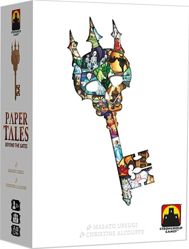 Paper Tales - Beyond the Gates