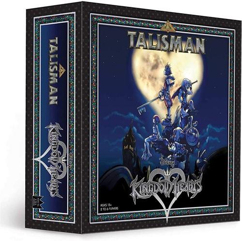 Talisman - Disney Kingdom Hearts