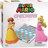 Super Mario Checkers  - Princess Power Edition