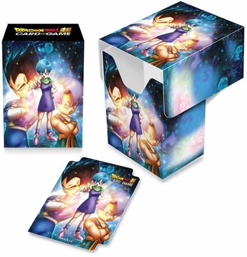 Dragon Ball Super - Deckbox Bulma, Vegeta and Trunks