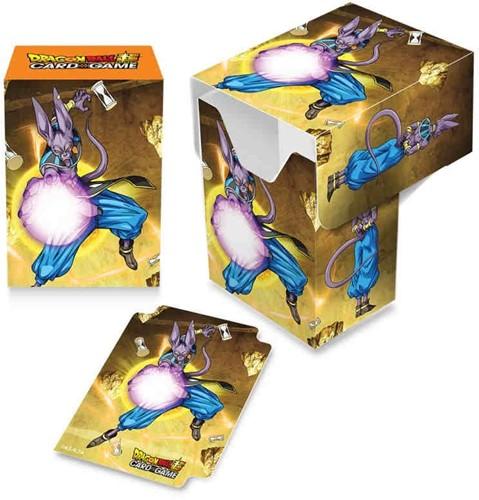 Dragon Ball Super - Deckbox Beerus