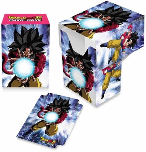 Dragon Ball Super - Deckbox Saiyan 4 Goku