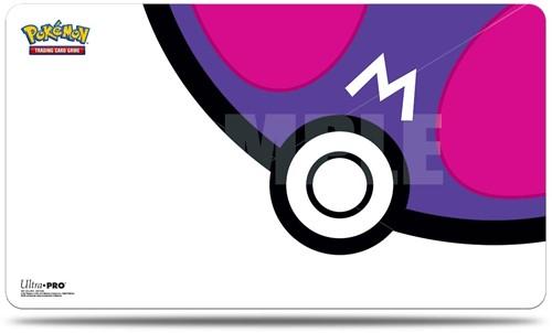 Pokemon - Playmat Master Ball