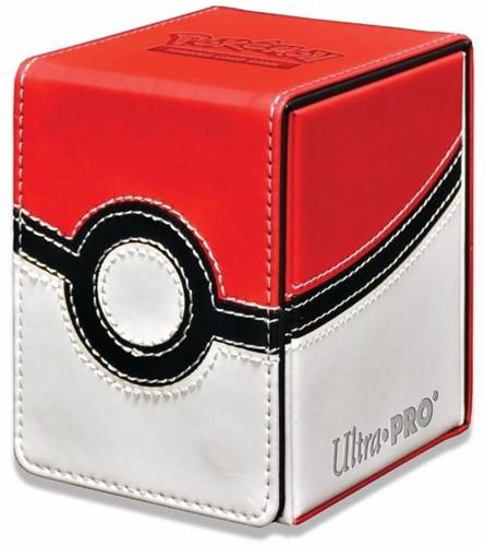 Pokemon Flip Deckbox - Pokeball