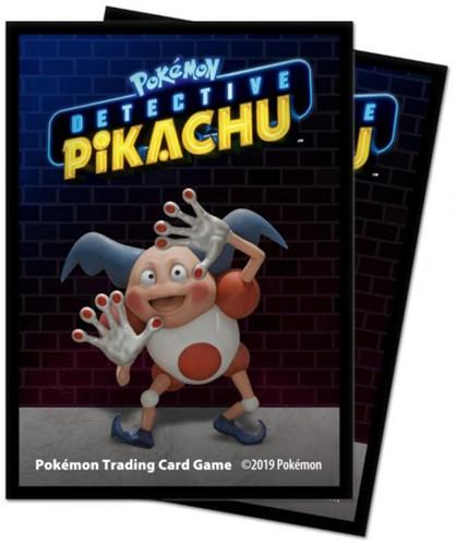 Pokemon Detective Pikachu - Mr Mime Sleeves (65 stuks)