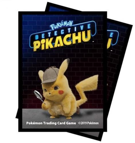 Pokemon Detective Pikachu - Sleeves (65 stuks)