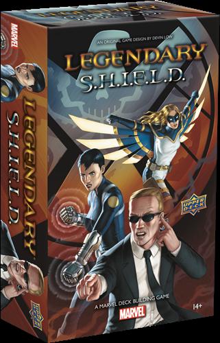 Marvel Legendary - S.H.I.E.L.D.