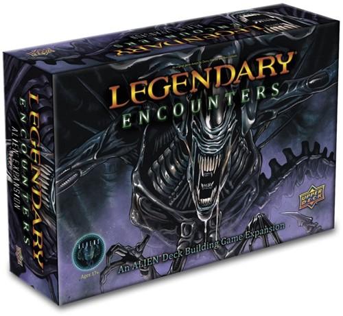 Legendary Encounters - Alien Deck Building Game Expansion