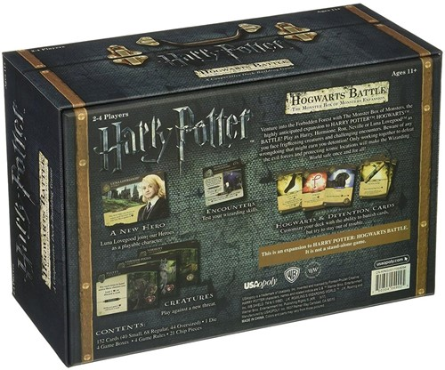 Harry Potter Hogwarts Battle The Monster Box-3