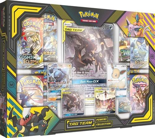 Pokemon - Tag Team Power Collection Umbreon & Darkrai