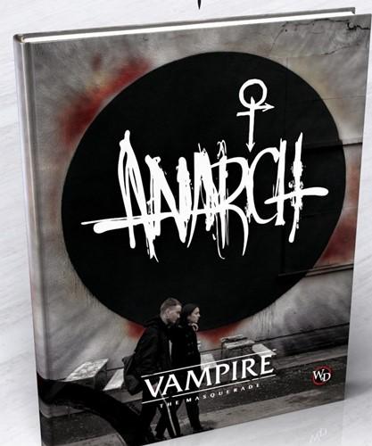 Vampire The Masquerade 5th Ed. - Anarch