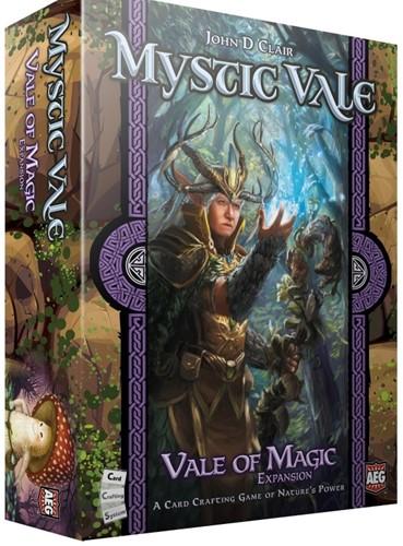 Mystic Vale - Vale of Magic Expansion
