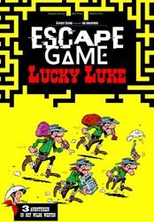 Escape Game - Lucky Luke (Boek)