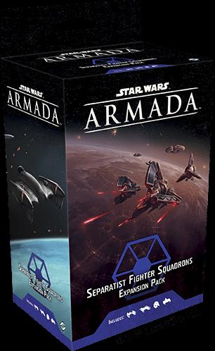 Star Wars Armada - Separatist Fighter Squadrons