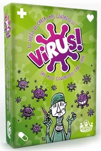 Virus - Kaartspel
