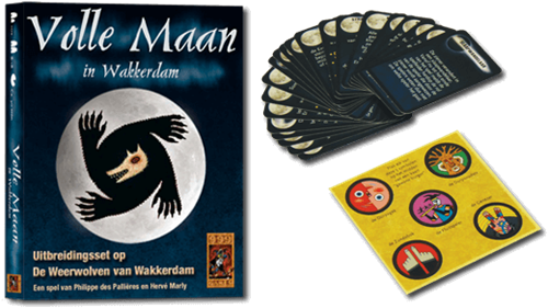 De Weerwolven van Wakkerdam: Volle Maan-3