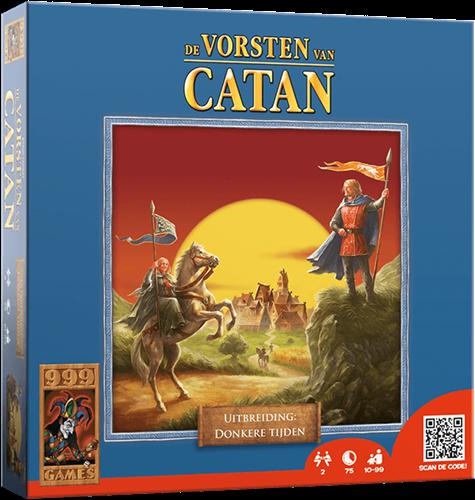 De Vorsten van Catan: Uitbreiding de Donkere Tijden-1
