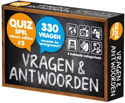 Trivia Vragen & Antwoorden - Classic Edition #3
