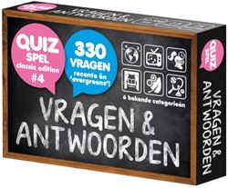 Trivia Vragen & Antwoorden - Classic Edition #4