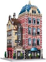 Wrebbit 3D Puzzle - Urbania Hotel (295)-2
