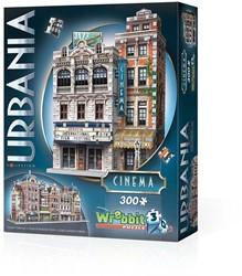 Wrebbit 3D Puzzle - Urbania Cinema (300)