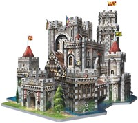 Wrebbit 3D Puzzel - King Arthur