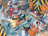 Wasgij Mystery Puzzel 13 - Geen Ontkomen Aan! (1000 stukjes)