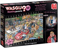 Wasgij Destiny Puzzel 17 - Het mag wat kosten! (1000 stukjes)