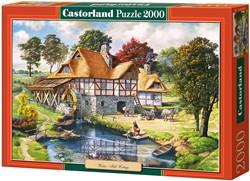 Water Mill Cottage Puzzel (2000 stukjes)