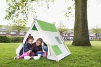 Triangel Tent-2