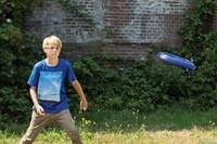 Wedstrijd Frisbee