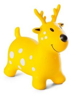 Skippy Hert - Geel-1