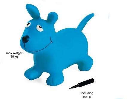 Skippy Hond - Blauw-3