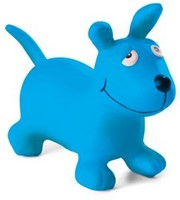 Skippy Hond - Blauw-1