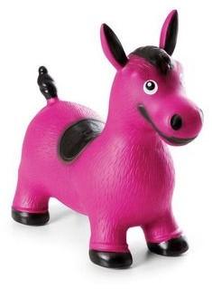 Skippy Paard - Roze-1