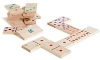Houten Domino (Groot)-1
