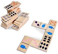 Dikke Dieren Domino-1