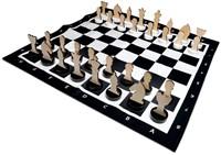 Groot Schaakspel (90 x 90cm)-1