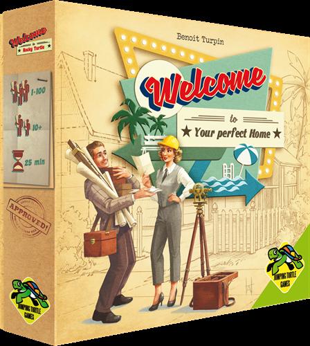 Welcome To (NL versie)