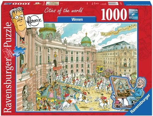 Fleroux - Wenen (1000 stukjes)