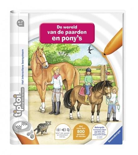 Tiptoi - De Wereld van de Paarden en Pony's