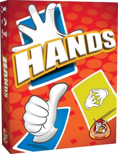 Hands - Reactiespel