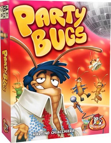 Party Bugs - Kaartspel (demo spel)
