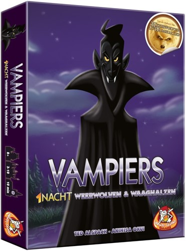 1 Nacht Weerwolven & Waaghalzen - Vampiers (demo spel)